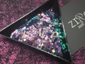 Glitter, Brokat do paznokci / Atlantic Mermaid (2g)